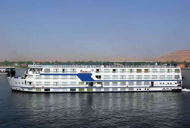 5* Nile Cruise for 4 Days / 3 Nights from Aswan to Luxor