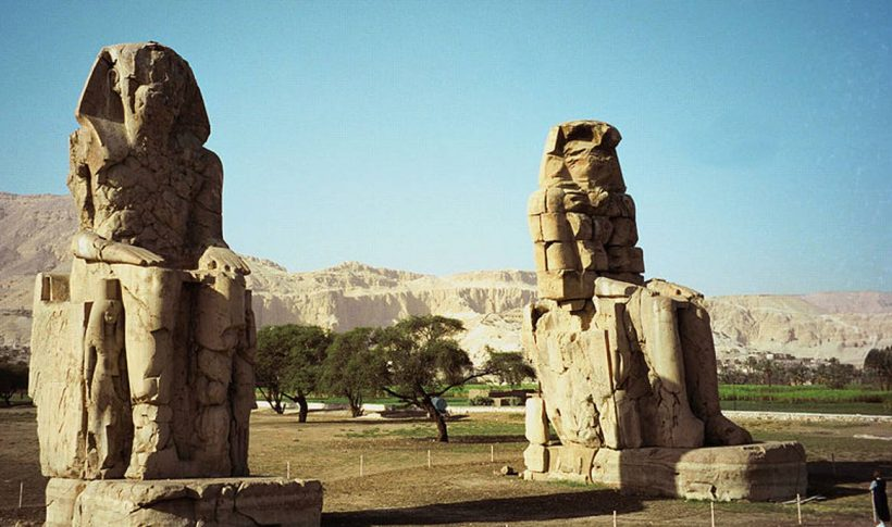 Full-Day Tour of Luxor's East and West Banks
