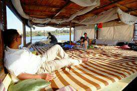 2-Hour Private Felucca Ride on The Nile from Luxor