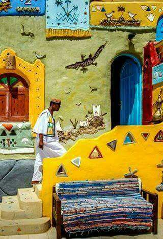 03 Hours Nubian Village by Motorboat